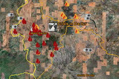 Google to spotlight Darfur crisis