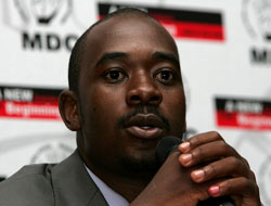 Zimbabwe police arrest opposition MP in parliament