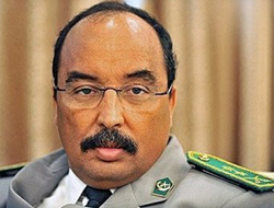 Mauritania coup a threat to Africa: President's son