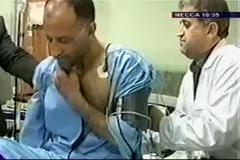 Iranian TV shows 'proof' of CIA torture