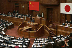 China urges Japan to remember past