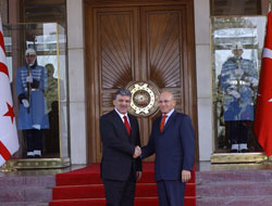 Turkish Cypriot President aims for solution in 2008