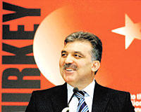 Gül: Turkey won't watch silently if Iraq takes no action