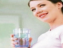 Water disinfection products no harm to pregnancy