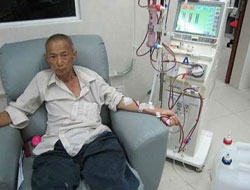 Therapy curbs insomnia in dialysis patients