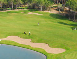 Turkish golf championship to be held on Sept 4th