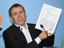 AKP MP resigns over opposition's bribe claim