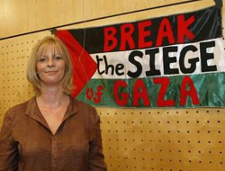 Israel-Egypt prevents Blair sister-in-law exit from Gaza