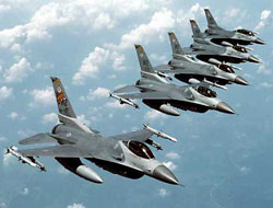 Iraq seeks to buy 36 F-16 fighters from US: WSJ