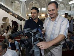 Cameraman who detained by US forces freed