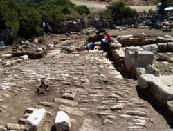 Ruins of Temple of Athena found in Turkey