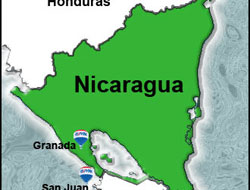 At least 21 injured in protest against Nicaragua canal