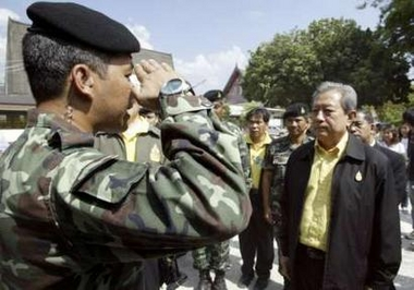 Thailand rejects U.S. help to quell insurgency