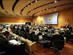 Iraq cabinet approves draft elections law