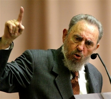 Castro recovers normal weight: FM