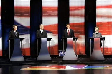 After neo-con Bush, 'religion & politics' very key element in 2008 race