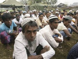 UN only watched violence against Rohingya Muslims
