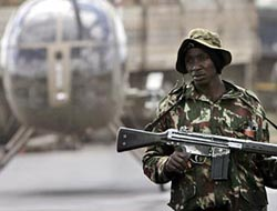 Kenyan separatists charged with police camp raid