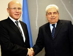Cypriot leaders meet for 63rd time for intensified talks
