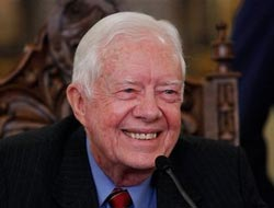 Carter: Palestinians consider 'one-state solution'