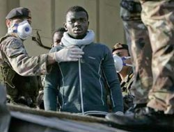 EU urged not to participate Italy violation of asylum seekers rights