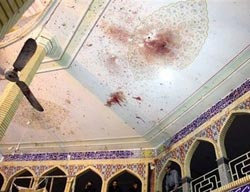 Iran hangs two Baluchi fighters after mosque attack: Report