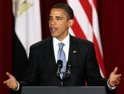 Text of Obama's speech in Cairo