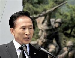 S.Korea says no compromise against North's threats