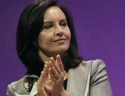 UK minister quits with 'female window-dressing' jibe