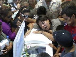 Deaths rise to 41 children in Mexico day-care fire