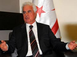 Turkish Cyprus PM says to run for presidency