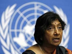 UN rights chief asks why Morsi detained