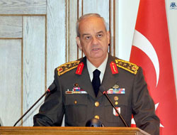 Turkish army chief cuts short German visit over floods