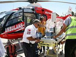 Turkish Health Ministry buys air ambulances for 8 cities