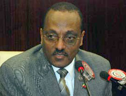 Ethiopian minister in Turkey for business council meeting
