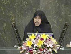 Iran's parliament approves first female minister
