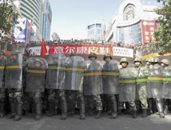 China confirms unrest in East Turkistan, Uighurs attacked / PHOTO