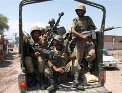 Pakistan army says kills 35 fighters in Khyber