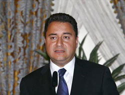 Turkey's Babacan says global economic shrinkage 'about to end'