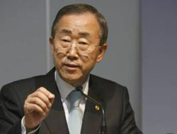 UN's Ban asks council for extra Haiti peacekeepers