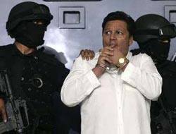 Police raid ends hijacking in Mexico; 1 arrested