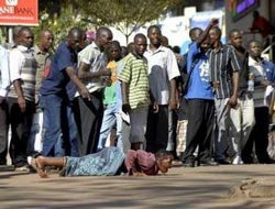 Two killed as riots rock Ugandan capital for second day