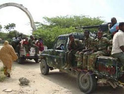 Africa Union soldiers shoot dead 10 'camels' in Somalia