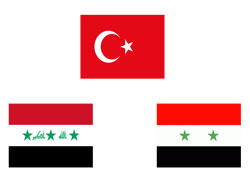 Iraq says no result in Istanbul talks with Syria