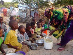 Food aid at 20-year low as hungry people number hits 1 bln: UN