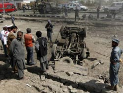 'Deaths' as bomb targets foreing troops in Afghan capital
