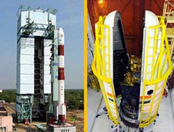 First Turkish-made satellite launched from Indian base / PHOTO