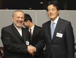 Iran wants to 'cooperate with Japan against nuclear weapons'
