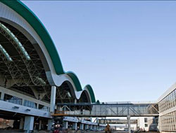 Number of passengers up 52 pc at Istanbul's Asian side airport