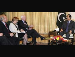 Pakistan recalls on US to stop drone attacks